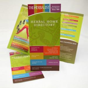 The Herbalist Brochure
