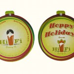 Ornament Coasters