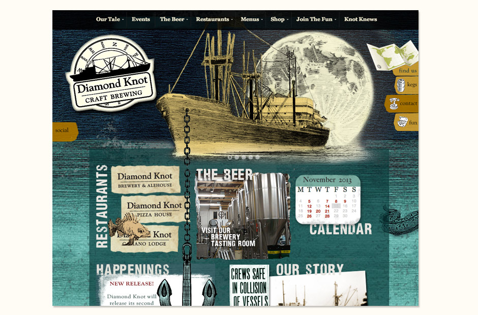 Sibyl Design Inc Web And Graphic Design For Craft Breweries And